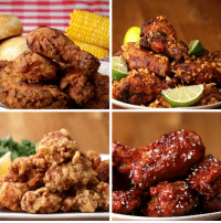 RT @DeliciousVids: 4 Kinds Of Fried Chicken That'll Rock Yo World 🍗 https://t.co/GQpauyaLaC: RT @DeliciousVids: 4 Kinds Of Fried Chicken That'll Rock Yo World 🍗 https://t.co/GQpauyaLaC