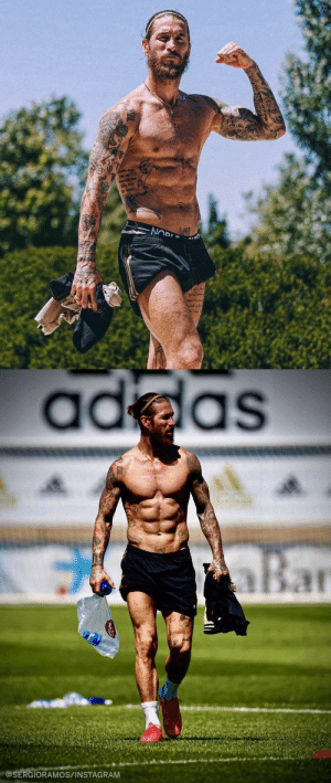 RT @FootballFunnnys: Sergio Ramos is absolutely ready for the football to resume. 💪🏼 https://t.co/5lkcdkHAAV: RT @FootballFunnnys: Sergio Ramos is absolutely ready for the football to resume. 💪🏼 https://t.co/5lkcdkHAAV