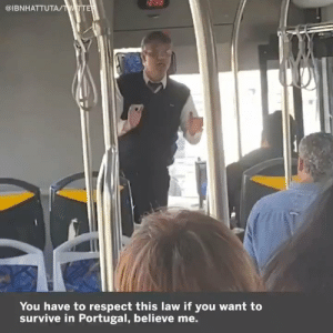 RT @FootyHumour: This bus driver in Portugal was setting down the law for tourists 🇵🇹😂 https://t.co/SuCfgrxm1s: RT @FootyHumour: This bus driver in Portugal was setting down the law for tourists 🇵🇹😂 https://t.co/SuCfgrxm1s
