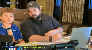 RT @gifdsports: Matt Patricia chilling at home...still has a pencil in his ear https://t.co/P1CsaEwwmq: RT @gifdsports: Matt Patricia chilling at home...still has a pencil in his ear https://t.co/P1CsaEwwmq