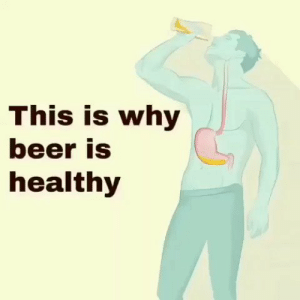 RT @HealthVids_: Reasons why drinking beer is healthy for you. https://t.co/neLeyX0AJ5: RT @HealthVids_: Reasons why drinking beer is healthy for you. https://t.co/neLeyX0AJ5