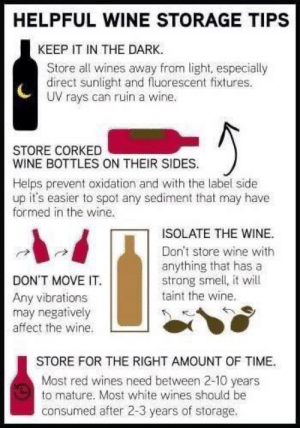 RT @learnthngs: HELPFUL WINE STORAGE TIPS : https://t.co/3yQF0c4sf9: RT @learnthngs: HELPFUL WINE STORAGE TIPS : https://t.co/3yQF0c4sf9
