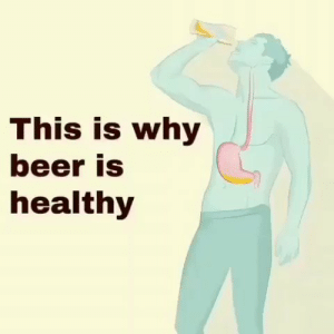 RT @learnthngs: Reasons why drinking beer is healthy for you. https://t.co/BSoEPlw041: RT @learnthngs: Reasons why drinking beer is healthy for you. https://t.co/BSoEPlw041