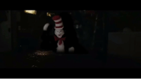 RT @MEMESG0D: The IT trailer replaced with Mike Myers Cat in the Hat is scarier than the clown: RT @MEMESG0D: The IT trailer replaced with Mike Myers Cat in the Hat is scarier than the clown