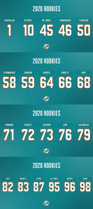 RT @MiamiDolphins: Did someone ask for jersey numbers? 😏 https://t.co/TEmMjh7T5h: RT @MiamiDolphins: Did someone ask for jersey numbers? 😏 https://t.co/TEmMjh7T5h