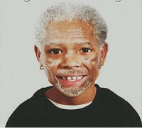 RT @RoastMeDaily: Morgan Freeman at 8 years old: RT @RoastMeDaily: Morgan Freeman at 8 years old