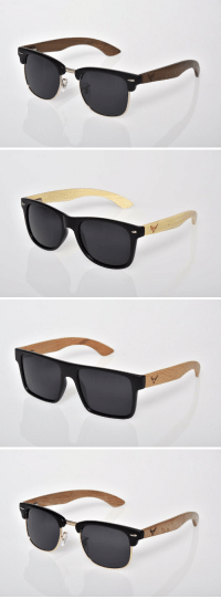 RT @shopkatalyst: Wooden Panel Sunglasses. Use code TWITTER20 to save 20% of your entire order today only! https:…