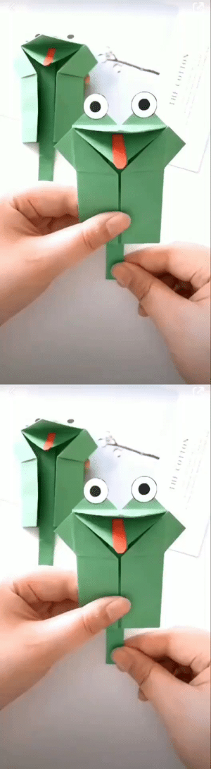 RT @THEDlYIDEA: How to make a Paper Frog Toy. https://t.co/t4eOVg1u8g: RT @THEDlYIDEA: How to make a Paper Frog Toy. https://t.co/t4eOVg1u8g