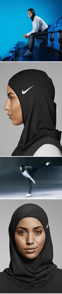 """Memes, Muslim, and Nike: RT @TheKnowledge: Nike introduced a performance hijab for Muslim women athletes. It's called the """"Nike Pro Hijab"""" https://t.co/YejLRR00PY"""