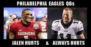 RT @TotalProSports: but the Eagles got hurts 😂😂 https://t.co/fnjACJ9BJv: RT @TotalProSports: but the Eagles got hurts 😂😂 https://t.co/fnjACJ9BJv