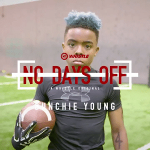 RT @WhistleSports: Bunchie Young has his eyes set on becoming the next big gridiron star 👀🔥https://t.co/XGZPJV5o6z: RT @WhistleSports: Bunchie Young has his eyes set on becoming the next big gridiron star 👀🔥https://t.co/XGZPJV5o6z