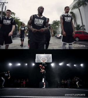 RT @WhistleSports: Getting to know the dunkers from the Dunk League 🔥 https://t.co/jgmFMSj8ZD: RT @WhistleSports: Getting to know the dunkers from the Dunk League 🔥 https://t.co/jgmFMSj8ZD