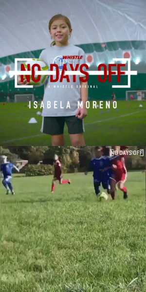 RT @WhistleSports: Isabela Moreno only 9 & already making a name for herself on the field 😤 🙌   https://t.co/WwLlUwIoUR: RT @WhistleSports: Isabela Moreno only 9 & already making a name for herself on the field 😤 🙌   https://t.co/WwLlUwIoUR
