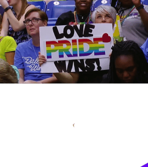 """RT @WNBA: """"Loving one another... that's what we need right now."""" - @De11eDonne  #Pride2020 https://t.co/pyQOA134QU: RT @WNBA: """"Loving one another... that's what we need right now."""" - @De11eDonne  #Pride2020 https://t.co/pyQOA134QU"""