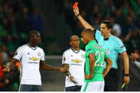 NOTE: Eric Bailly will miss United's next Europa League game. Also, he remains just a yellow card away from another suspension when he plays his next Europa League game...!!!: ruA  CHEVROLET  CHEVIOLET  8. NOTE: Eric Bailly will miss United's next Europa League game. Also, he remains just a yellow card away from another suspension when he plays his next Europa League game...!!!