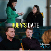 Monday 28th January: Stacey helps Ruby prepare for her date with Jay, as she's determined that her friend should have a good time! However, their date soon goes wrong when Billy and Shirley gatecrash.. Jay's livid over Billy's meddling and confronts him, as Billy seems eager to sabotage things between Jay and Ruby! But why does he want to ruin things? EastEnders JayBrown RubyAllen BillyMitchell JamieBorthwick LouisaLytton PerryFenwick @bbceastenders @jamie_b10 @louisanastrilytton: RUBYS DATE  EastEndersSpoilers Monday 28th January: Stacey helps Ruby prepare for her date with Jay, as she's determined that her friend should have a good time! However, their date soon goes wrong when Billy and Shirley gatecrash.. Jay's livid over Billy's meddling and confronts him, as Billy seems eager to sabotage things between Jay and Ruby! But why does he want to ruin things? EastEnders JayBrown RubyAllen BillyMitchell JamieBorthwick LouisaLytton PerryFenwick @bbceastenders @jamie_b10 @louisanastrilytton