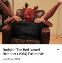 Memes, Rudolph the Red-Nosed Reindeer, and 🤖: Rudolph The Red Nosed  Reindeer (1964) Full movie  2,038,693 views
