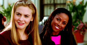 Target, Tumblr, and Blog: ruinedchildhood:    Clueless (1995) dir. Amy Heckerling