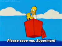 Superman, Please, and Save Me: Ruinedthildhood  Please save me, Superman!