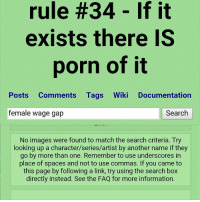 "Images, Information, and Link: rule #34- If it  exists there IS  porn of it  Posts Comments Tags Wiki Documentation  female wage gap  Search  No images were found to match the search criteria. Try  looking up a character/series/artist by another name if they  go by more than one. Remember to use underscores in  place of spaces and not to use commas. If you came to  this page by following a link, try using the search box  directly instead. See the FAQ for more information. <p>Potential new format? Invest?? via /r/MemeEconomy <a href=""https://ift.tt/2wDK8gm"">https://ift.tt/2wDK8gm</a></p>"
