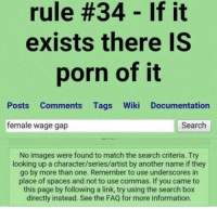"""<p>Possible investment? I see potential&hellip; via /r/MemeEconomy <a href=""""http://ift.tt/2vjNFLp"""">http://ift.tt/2vjNFLp</a></p>: rule #34-If it  exists there IS  porn of it  Posts CommentsTags Wiki Documentatiorn  female wage gap  Search  No images were found to match the search criteria. Try  looking up a character/series/artist by another name if they  go by more than one. Remember to use underscores in  place of spaces and not to use commas. If you came to  this page by following a link, try using the search box  directly instead. See the FAQ for more information <p>Possible investment? I see potential&hellip; via /r/MemeEconomy <a href=""""http://ift.tt/2vjNFLp"""">http://ift.tt/2vjNFLp</a></p>"""
