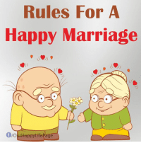 Rules That Will make Your Marriage Happy: Rules For A  Happy Marriage  f/o  appytifePage Rules That Will make Your Marriage Happy