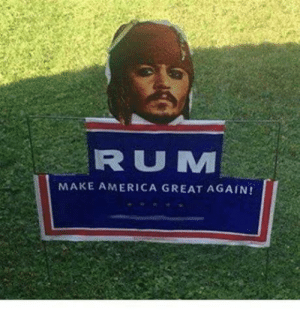 America, Club, and Tumblr: RUM  MAKE AMERICA GREAT AGAIN! laughoutloud-club:  Something both parties can agree on