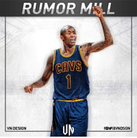 Jamal Crawford spoke to LeBron James, interested in joining the Cleveland Cavaliers, per cleveland.com.  #VNdesign: RUMOR M ,L  CAVS  VN DESIGN Jamal Crawford spoke to LeBron James, interested in joining the Cleveland Cavaliers, per cleveland.com.  #VNdesign