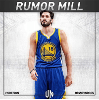 Another Golden State Warriors target revealed as they try to bolster bench: They're in talks with free agent Omri Casspi, per Sam Amick. VNdesign: RUMOR MILL  18  UN  VN DESIGN Another Golden State Warriors target revealed as they try to bolster bench: They're in talks with free agent Omri Casspi, per Sam Amick. VNdesign
