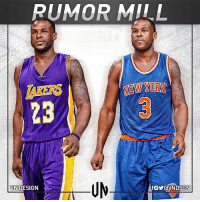 "New York Knicks, Los Angeles Lakers, and Memes: RUMOR MILL  AKERS  23  NEW YORK  VN DESIGN Dion Waiters ""inching closer"" to decision between Miami Heat, New York Knicks and LA Lakers, per Adrian Wojnarowski. VNdesign"