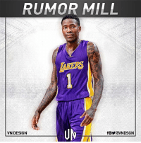 Jamal Crawford has no plans to play for Atlanta Hawks when deal gets finalized. A buyout or a trade is considered. Crawford wants to play for the LA Lakers, according to Marc J. Spears. VNdesign: RUMOR MILL  AKERS  UM  VN DESIGN Jamal Crawford has no plans to play for Atlanta Hawks when deal gets finalized. A buyout or a trade is considered. Crawford wants to play for the LA Lakers, according to Marc J. Spears. VNdesign