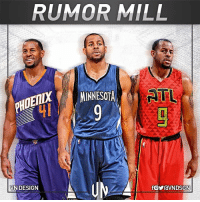 Andre Iguodala is expected to receive interest from the Phoenix Suns, Minnesota Timberwolves and Atlanta Hawks, according to ESPN's Chris Haynes. VNdesign: RUMOR MILL  MINNESOTA  RTL  VN DESIGN Andre Iguodala is expected to receive interest from the Phoenix Suns, Minnesota Timberwolves and Atlanta Hawks, according to ESPN's Chris Haynes. VNdesign