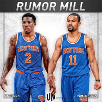 New York Knicks, Memes, and New York: RUMOR MILL  NEW YORK  VND  NIDESIGN  foMOVNDSGN The New York Post is reporting that the New York Knicks have inquired about Ramon Sessions & Eric Bledsoe. VNdesign