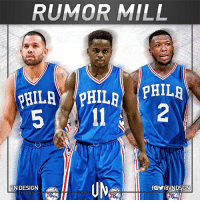 Philadelphia 76ers, Jordans, and Memes: RUMOR MILL  PHILAY PHILA PHILA  VN DESIGN Among point guards on Philadelphia 76ers scouting radar for 10-day contracts: Nate Robinson, Jordan Farmar and Yogi Ferrell, according to Adrian Wojnarowski.  #VNdesign