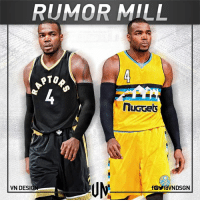 According to ESPN's Brian Windhorst & Marc Stein, Denver Nuggets & Toronto Raptors have expressed interest in Paul Millsap.  #VNdesign: RUMOR MILL  PTO  nuGGets  VN DESI According to ESPN's Brian Windhorst & Marc Stein, Denver Nuggets & Toronto Raptors have expressed interest in Paul Millsap.  #VNdesign