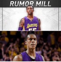 Kentavious Caldwell Pope and Rajon Rondo met with Magic Johnson today in Los Angeles. Lakers have $17 million available in cap space to sign the 2. Rondo VERY likely to sign I'm told although KCP first priority! 😮🔥 _____________________________________________________ Lakers Lalakers TeamLakers DAngeloRussell JordanClarkson JuliusRandle BrandonIngram TheFuture LakersNews LakersGame Kobe KobeBryant BlackMamba Mamba lebronjames Basketball NBA Laker4Life LakersAllDay michaeljordan GOAT LakerNation GoLakers legend @1ngram4 @jordanclarksons @dloading @juliusrandle30 @ivicazubac @larrydn7 @kobebryant shaq drake spikelee NBA nbaallstar @mettaworldpeace37: RUMOR MILL  TAKERS Kentavious Caldwell Pope and Rajon Rondo met with Magic Johnson today in Los Angeles. Lakers have $17 million available in cap space to sign the 2. Rondo VERY likely to sign I'm told although KCP first priority! 😮🔥 _____________________________________________________ Lakers Lalakers TeamLakers DAngeloRussell JordanClarkson JuliusRandle BrandonIngram TheFuture LakersNews LakersGame Kobe KobeBryant BlackMamba Mamba lebronjames Basketball NBA Laker4Life LakersAllDay michaeljordan GOAT LakerNation GoLakers legend @1ngram4 @jordanclarksons @dloading @juliusrandle30 @ivicazubac @larrydn7 @kobebryant shaq drake spikelee NBA nbaallstar @mettaworldpeace37