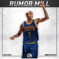 Jamal Crawford spoke to LeBron James, interested in joining the Cleveland Cavaliers, per cleveland.com. VNdesign: RUMOR ML  VN DESIGN Jamal Crawford spoke to LeBron James, interested in joining the Cleveland Cavaliers, per cleveland.com. VNdesign