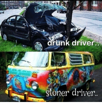 Memes, 🤖, and Driver: runk driver  Stoner driver..