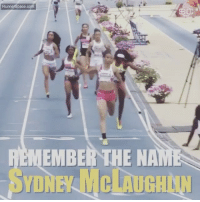 Memes, SportsCenter, and Wshh: RunnerSpace.com  EMBER THE NA 17 year old Olympian SydneyMcLaughlin ain't no joke!! 🏃♀️😳🙌 @SportsCenter WSHH