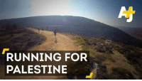 Apple, Google, and Memes: RUNNING FOR  PALESTINE Palestine doesn't exist on Google and Apple Maps. These marathon runners want to change that.