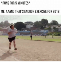 Be Like, Superbad, and Columbia: *RUNS FOR 5 MINUTES*  ME: AAAND THAT'S ENOUGH EXERCISE FOR 2018  COLUMBIA PICTURES  SUPERBAD (20O7 Workouts be like. 😩 🏃🏻🤮 https://t.co/7qBctOV9AI