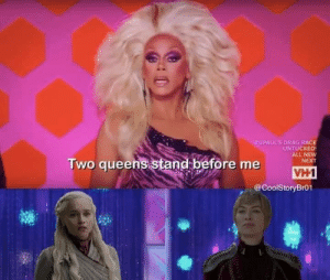 for the drag race fans and also got fans: RUPAUL'S DRAG RACE  UNTUCKED  ALL NEW  NEXT  Two queensi stand before me  VH1  @CoolStoryBr01 for the drag race fans and also got fans