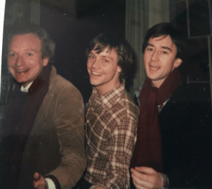 Rupert Grint, Daniel Radcliffe, and Alan Rickman reunited 10 after Harry Potter and the Sorcerer's Stone (2011): Rupert Grint, Daniel Radcliffe, and Alan Rickman reunited 10 after Harry Potter and the Sorcerer's Stone (2011)