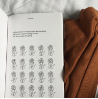 Flowers, Heart, and Spring: rupi kaur  my heart aches for sisters more than anything  it aches for women helping women  like flowers ache for spring