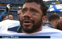 When you show up to your playoff game and you blink and you're down 31-0:: RUSSELL  WILSON  3 When you show up to your playoff game and you blink and you're down 31-0: