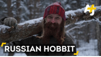City life got you down? This lawyer-turned-hobbit traded his Moscow apartment for this comfy hole in the ground.: RUSSIAN HOBBIT City life got you down? This lawyer-turned-hobbit traded his Moscow apartment for this comfy hole in the ground.