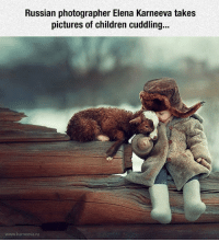 Children, Tumblr, and Blog: Russian photographer Elena Karneeva takes  pictures of children cuddling.  www.karneeva.ru lolzandtrollz:  Perfect Picture