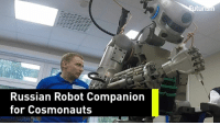 Meet, FEDOR. This robot can drive, rescue people in danger, and dispose of mines. He's even going to space. —via Explorist: Russian Robot Companion  for Cosmonauts  tur Meet, FEDOR. This robot can drive, rescue people in danger, and dispose of mines. He's even going to space. —via Explorist