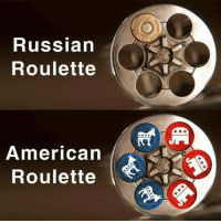 Memes, American, and Russian: Russian  Roulette  American  Roulette (LC)