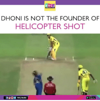 Watch To Find Out The 1st Person Who Did It 😮😮😮 rvcjinsta cricket msdhoni dhoni: RVCJ  DHONI IS NOT THE FOUNDER OF  HELICOPTER SHOT  fOG RVCJ Media  Google Play Watch To Find Out The 1st Person Who Did It 😮😮😮 rvcjinsta cricket msdhoni dhoni